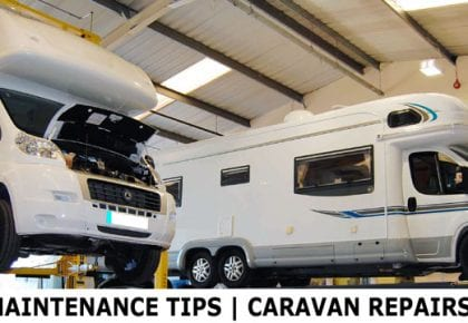Avoid Costly Caravan Repairs