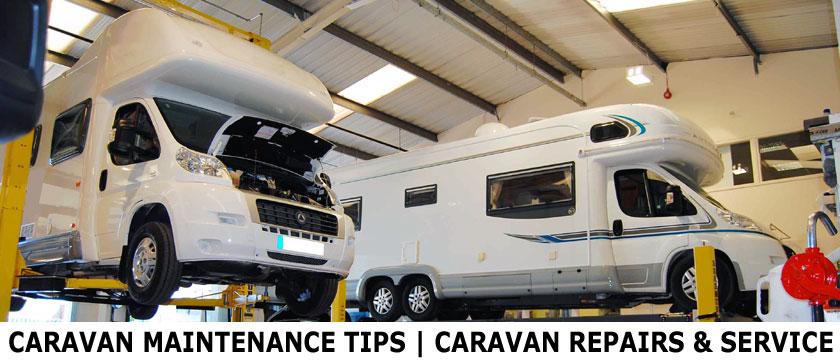 Avoid Costly Caravan Repairs