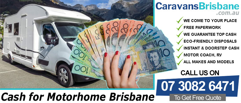 Cash for Motorhome Brisbane