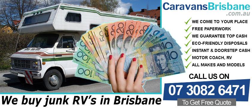 We Buy RV's