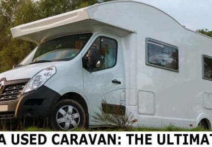 Buying Second-Hand Caravan