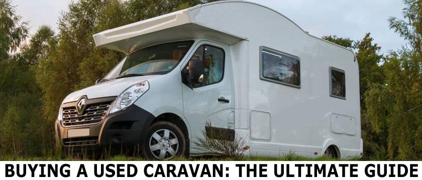 Buying Second-Hand Caravan